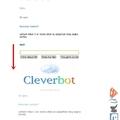 Cleverbot nem szégyelli