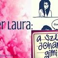 Leiner Laura: Szent Johanna Gimi