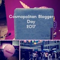 Könyvmoly szemmel: Cosmopolitan Blogger Day 2017