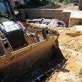Ókeresztény síremlékeket temetnek vissza Pécsen