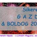 Sikerekben gazdag és boldog 2013-at kívánok!
