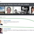 Breaking News - Áttekinthetőbb lett - Linkedin Contacts