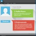 10 szuper tipp a Linkedinhez - III. Profil tupír [infografika]