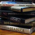 A megkaparintott könyvek :-)