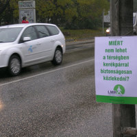 MIÉRT nem lehet Budakeszi térségében kerékpárral biztonságosan közlekedni?