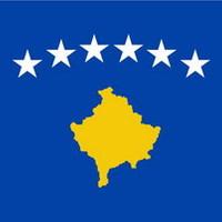 A kétéves Koszovó uniós jelképei