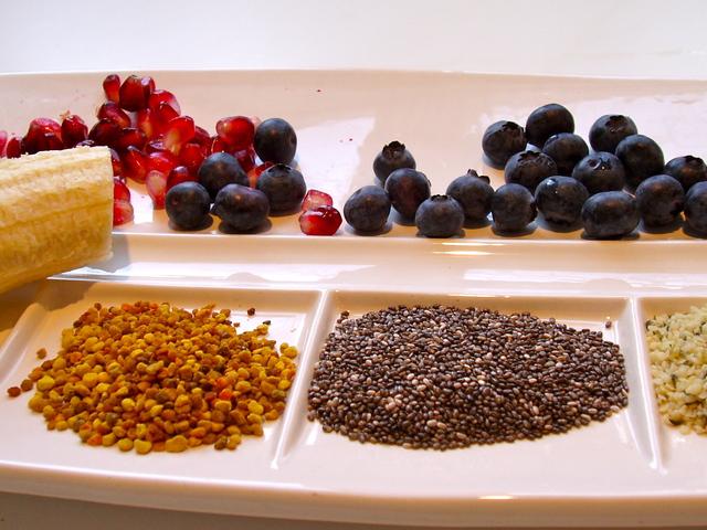 Négy szuperélelmiszer és négy tuti recept az egészségedért