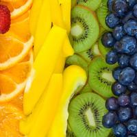Szivárvány-diéta a legújabb fogyókúrás őrület