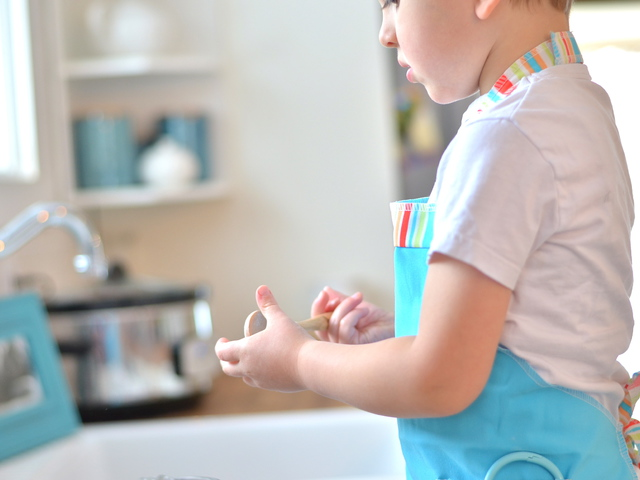 Adj élményt! Főzz és tanulj a gyerekeddel!