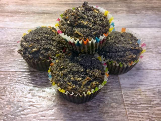 Szénhidrátmentes, gluténmentes muffinok az ősz ízeiben