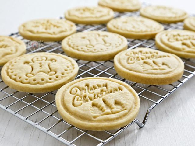 Last minute Mikulás-váró cukor-, tej- és gluténmentes pecsételhető keksz