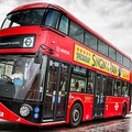 London piros buszai