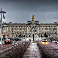 A Buckingham-palota