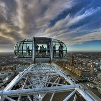 A London Eye, Európa legnagyobb kilátókereke