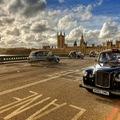 A híres londoni taxik