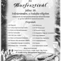 X. Pisztráng és Bor fesztivál - Szilvásvárad - 2010. július 10.