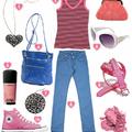 Pink Sziget szett