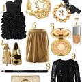 Arany és fekete