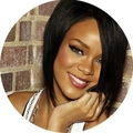 Ilyen is volt Rihanna...