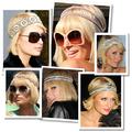 Paris Hilton fejdíszei