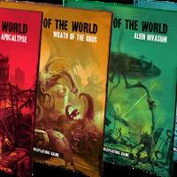 The End of the World - Jön a Sharknado szerepjáték