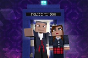 Doctor Who érkezik a Minecraftba!