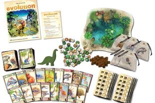 Evolúció - A dínós Magic