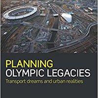 {* TOP *} Planning Olympic Legacies: Transport Dreams And Urban Realities. Power Three Swissbit fuertes return