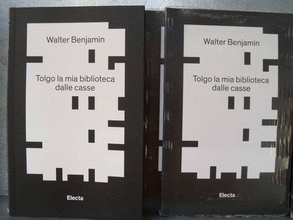 A Biennále alkalmából az Electa kiadó olaszul megjelentette Walter Benjamin esszéjét