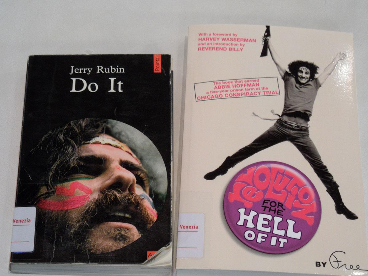Hajas Tibor kedvenc könyvei