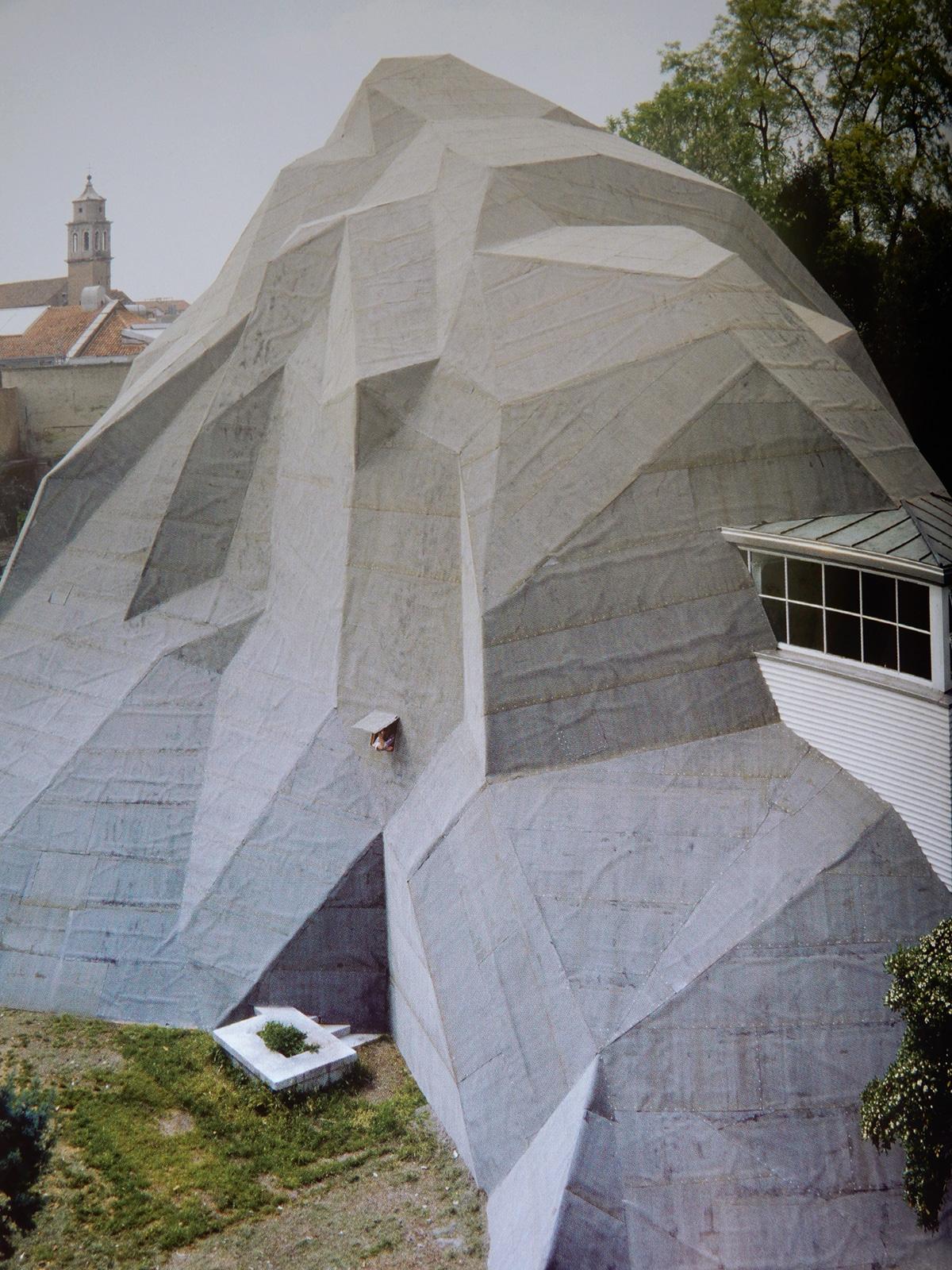Claus Schabus, osztrák pavilon, 2005 | fotó: Boros Géza