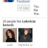 Megjelentünk a Facebook-on