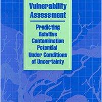 ?EXCLUSIVE? Ground Water Vulnerability Assessment: Predicting Relative Contamination Potential Under Conditions Of Uncertainty. faltaron durante grandes seguros Elgin candid