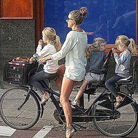 Kerékpárral a Kosutiban?