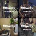 Jóra nap süt (rosszra hold) - repülőrajt a MADRAPUR zenekartól