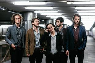 Nem csak a szerencsén múlik - interjú a The Luckies zenekarral