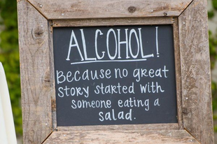 """""""Ha az alkohol boldoggá tesz"""" - 11 klassz dallal!"""