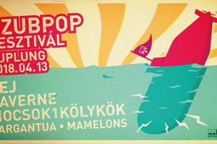 Szubpop fesztivál a Kuplungban