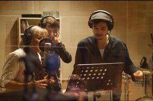 Halász Judit újra egy pop dalban - a BERMUDA kedvéért