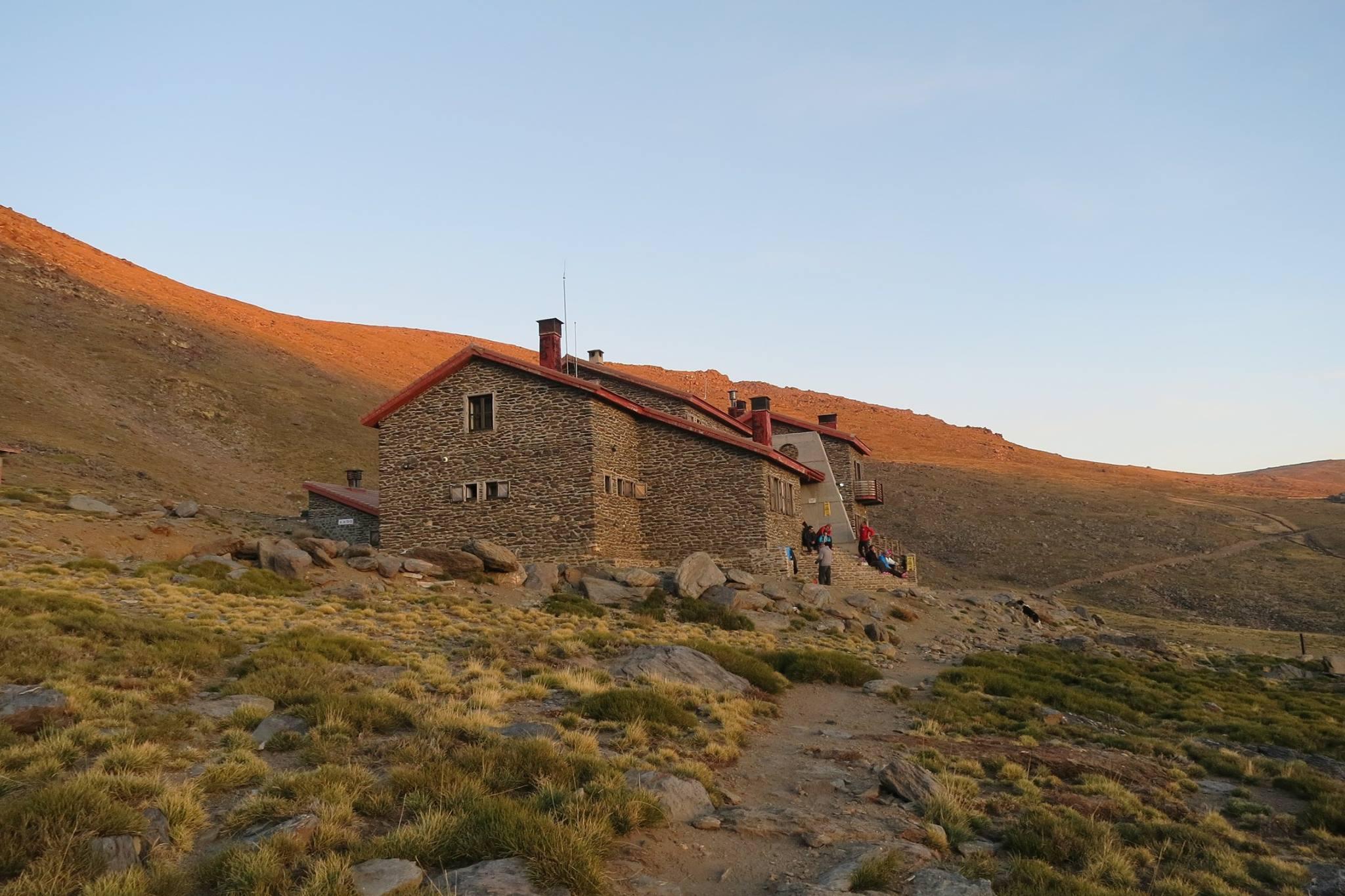 Refugio. Ahol megszálltunk