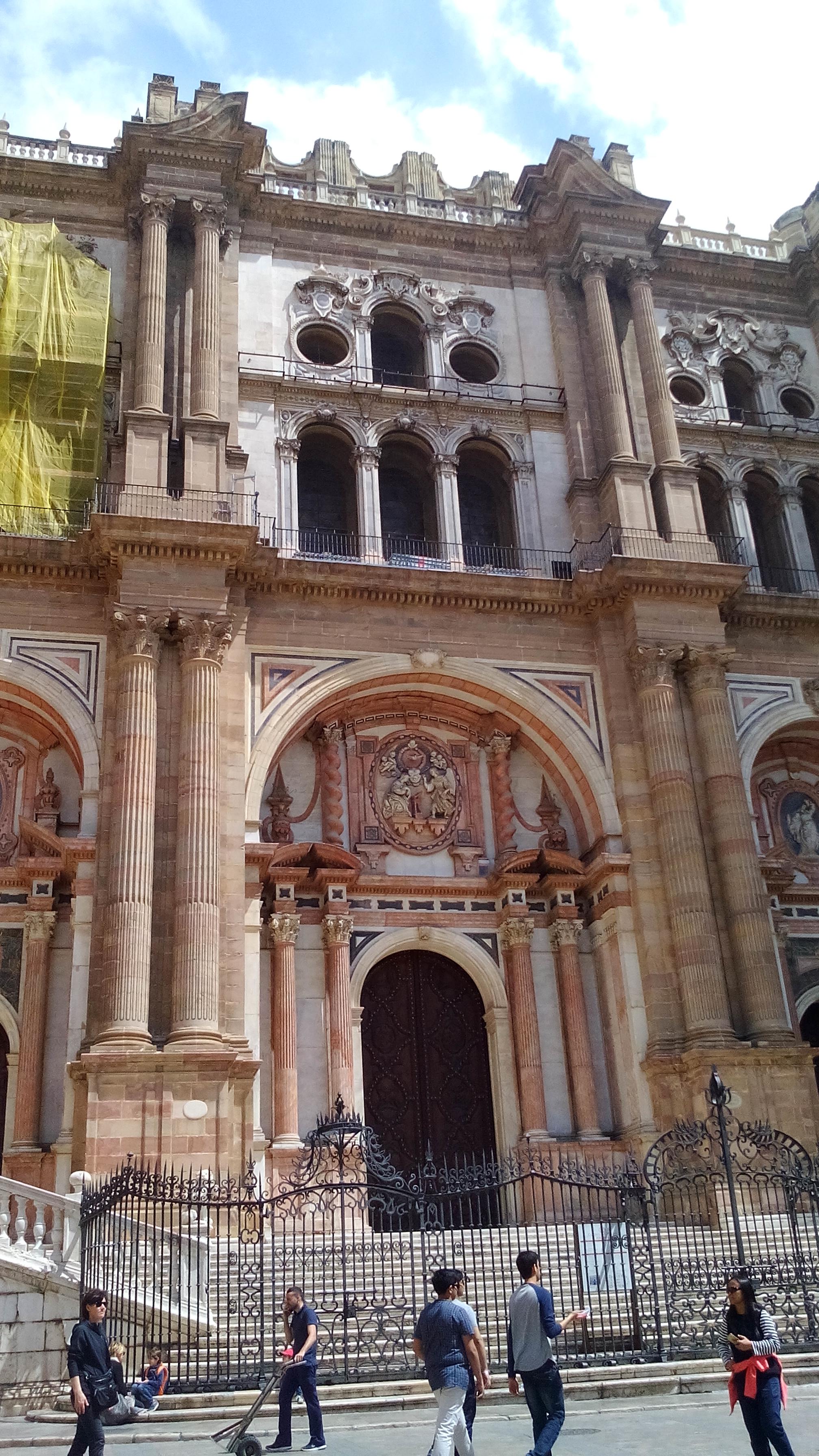 pff... valamelyik város. sztem ez Malaga