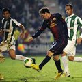 Messi a dupla nyolcasnál jár