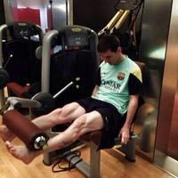 Messi keményen nyomja