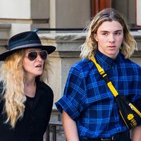 """Madonna: """"Mindent meg fogok tenni, hogy támogassam a fiamat"""""""