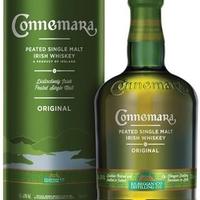 Connemara, a legskótabb Ír whiskey
