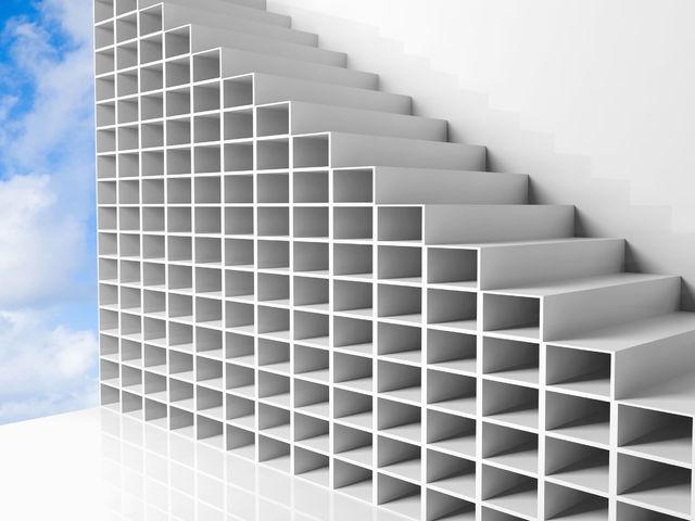 Csak egy lépcső…?