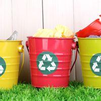 Szelektív hulladékgyűjtés otthon – vannak stílusos megoldások