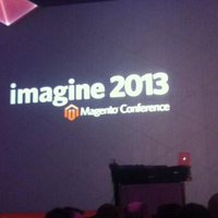 Egy Magento konferencia képekben (Imagine 2013)