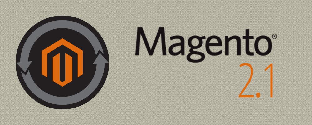Megjelent a Magento CE webáruház 2.1