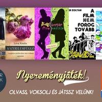 Nyereményjáték: Alexandra kiadó magyar könyvek